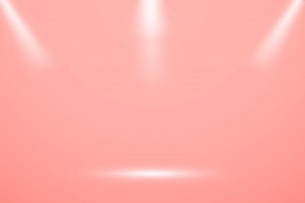 Resumo gradiente rosa, plano de fundo para exibir seus produtos -