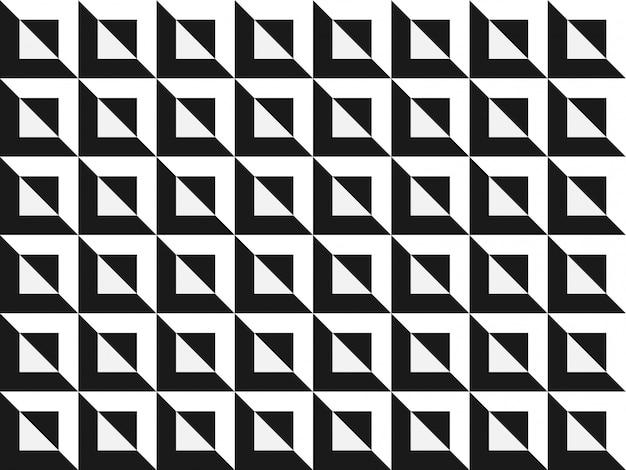 Resumo. linha de geometria sem costura de fundo.
