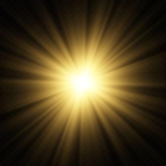 Resumo luzes brilhantes luzes de bokeh. Vetor Premium