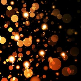 Resumo luzes de fundo