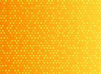 Resumo tecnologia digital. Pontos de padrão laranja.