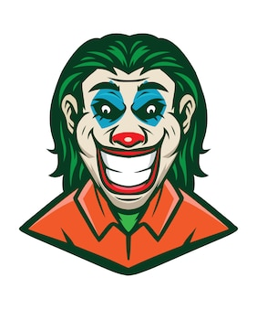 Retrato clown