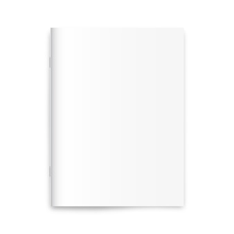 Revista em branco