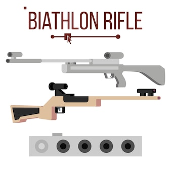 Rifle de biatlo