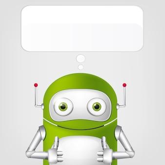 Robô fofo
