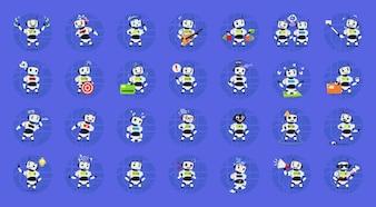 Robôs Bonitos
