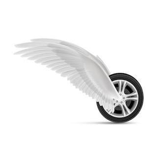 Roda voadora