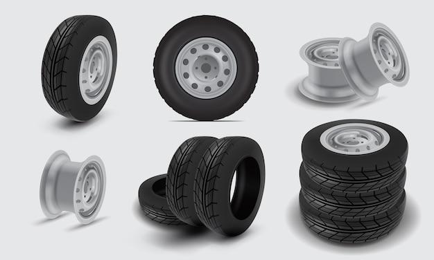 Rodas e pneus