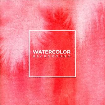 Rosa abstrato aquarela, pintura à mão. salpicos de cor no papel
