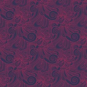 Rosa e preto rodou padrão