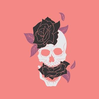 Rosa preta