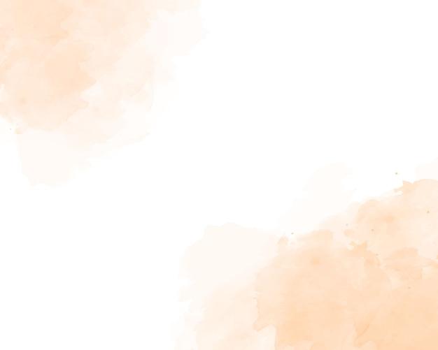Rosa suave aquarela textura abstrata. Vetor Premium