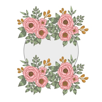Rosas de convite