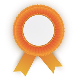 Rosette orangel colorfu