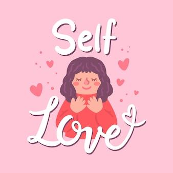 Rotulação amor próprio