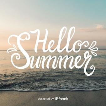 Rotulação de verão