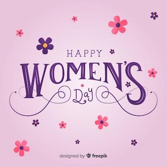 Rotulando o dia das mulheres