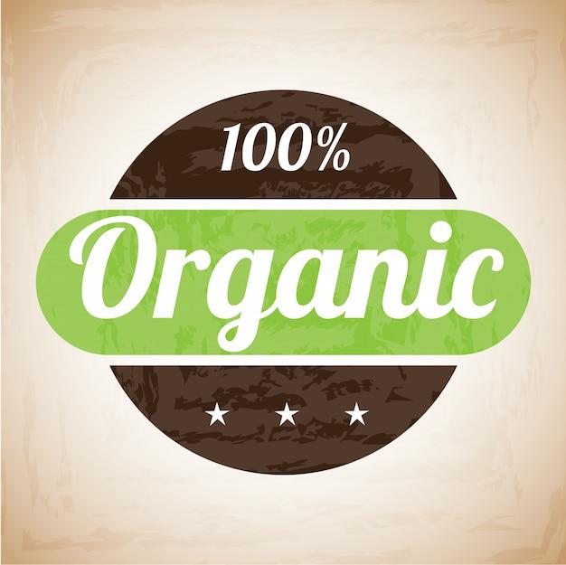 Rótulo orgânico