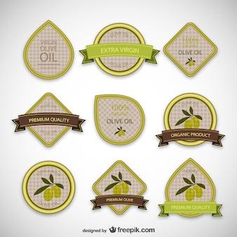 Rótulos de azeite