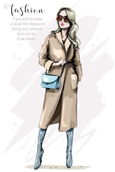 Roupa de mulher fashion