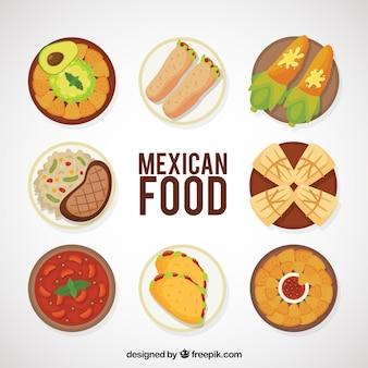 Saborosa comida mexicana