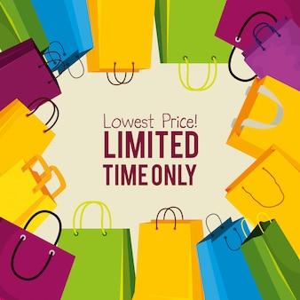 Sacos de venda a preços especiais on-line