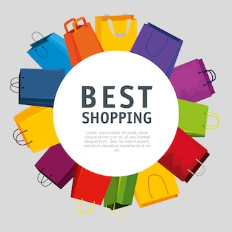 Sacos de venda para promoção super online