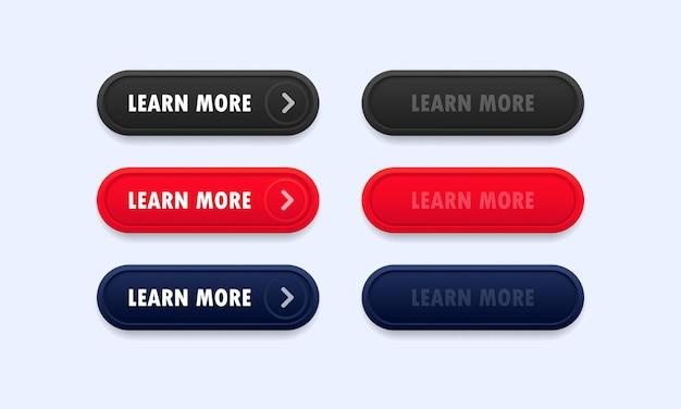 Saiba mais botão do site