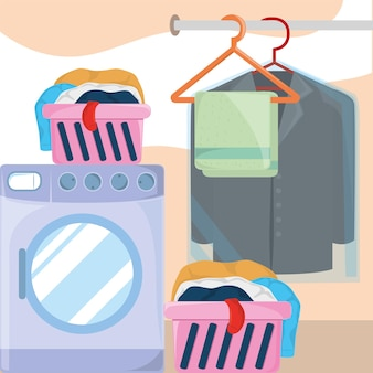 Sala da lavanderia