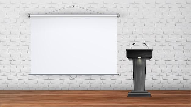 Sala de aula interior da universidade ou escola