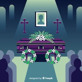 Sala de funeral