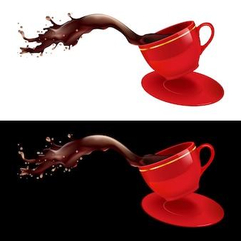 Salpicos de café