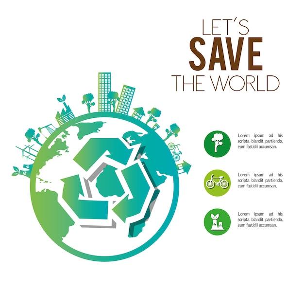 Salvar o design de urbano fábrica industrial urbana do mundo