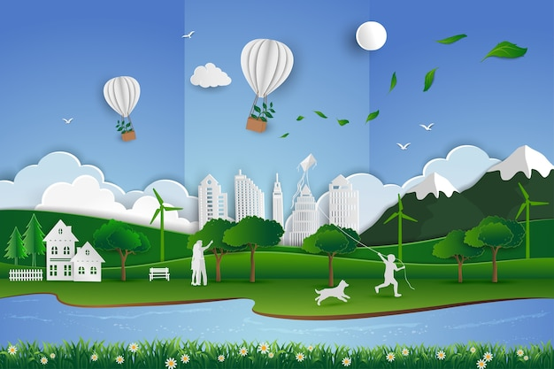 Salve o conceito de conservação ambiental