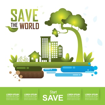 Salve o mundo