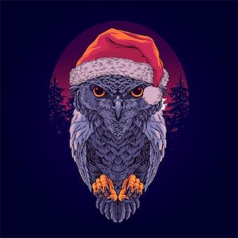 Santa coruja