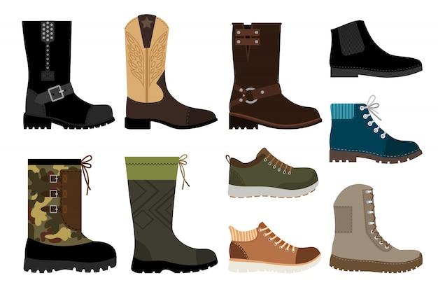 Sapatos para homens