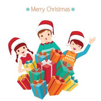 Saudação de feliz natal