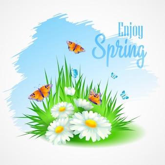 Saudação de primavera