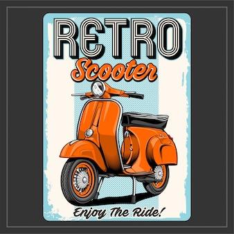 Scooter retro