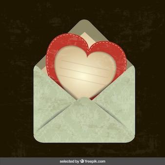 Scrapbooking envelope