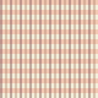 Seamless gingham xadrez pattern cottagecore cores pastel fundo branco material de tecido