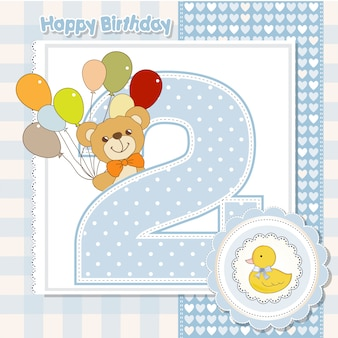 Segundo aniversário