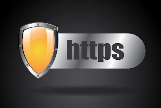 Segurança de https