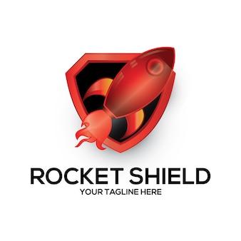 Segurança de proteção de escudo de foguete, segurança rápida