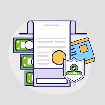 Segurança de recebimento de pagamento