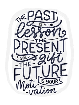 Seja você mesmo letras slogan. citação engraçada para blog, cartaz e impressão. texto de caligrafia moderna sobre autocuidado