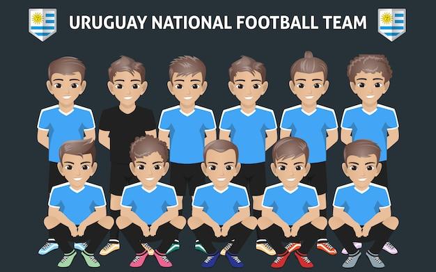Seleção nacional de futebol do uruguai