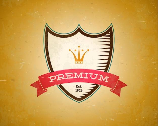 Selo de qualidade premium