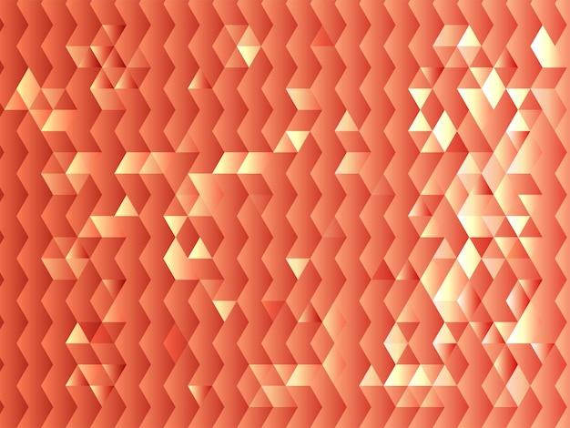 Sem costura losango geométrico linha de fundo em zigue-zague.